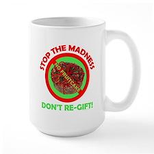 No Fruitcake Mug