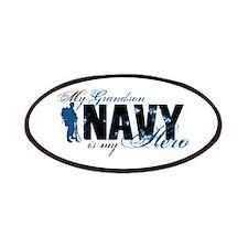 Grandson Hero3 - Navy Patches