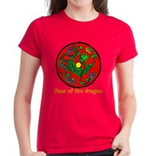 Multicolor Year of the Dragon Tee