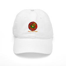 Multicolor Year of the Dragon Baseball Cap