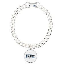 Grandpa Hero3 - Navy Bracelet