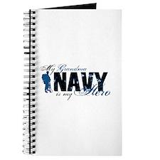 Grandma Hero3 - Navy Journal