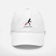 Jet Pack Baseball Baseball Cap