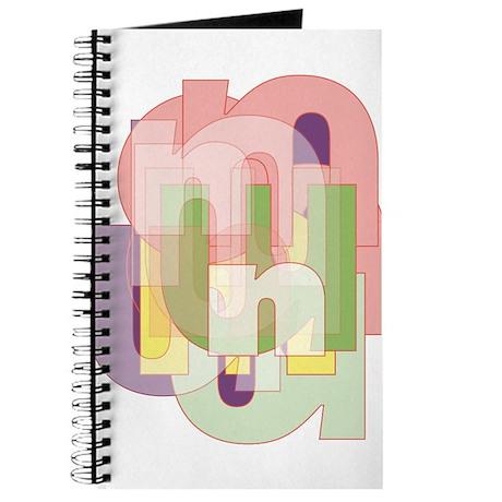 Letter N Journal