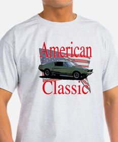 67 Mustang Fastback T-Shirt