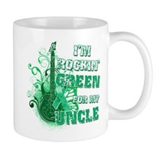 I'm Rockin Green for my Uncle Mug