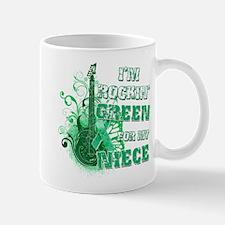 I'm Rockin Green for my Niece Mug