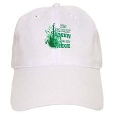 I'm Rockin Green for my Niece Baseball Cap