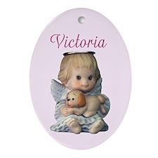 Victoria Ornament (Oval)