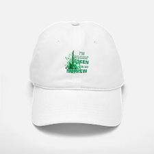 I'm Rockin Green for my Nephe Baseball Baseball Cap