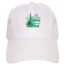 I'm Rockin Green for my Nephe Baseball Cap