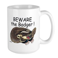 Badger - Mug