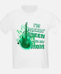 I'm Rockin Green for my Mom T-Shirt