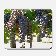 Wine Grape Mousepad