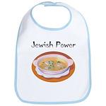 Jewish Power Bib