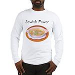 Jewish Power Long Sleeve T-Shirt