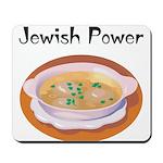 Jewish Power Mousepad