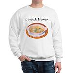 Jewish Power Sweatshirt