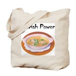Jewish Power Tote Bag