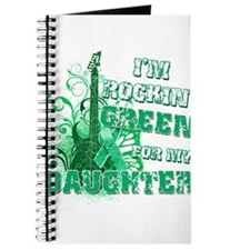I'm Rockin Green for my Daugh Journal