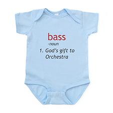 Bass Definition Onesie