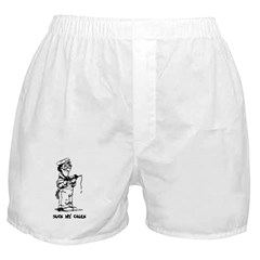 Suck My Caulk Boxer Shorts