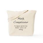 Math Connaisseur Tote Bag