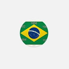 Brazil#12 Mini Button