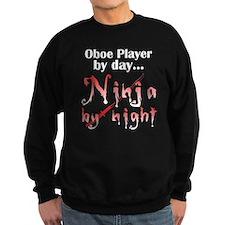Oboe Ninja Sweatshirt