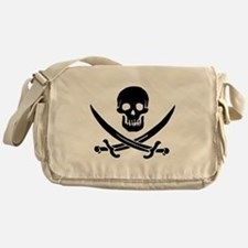 Jolly Roger Messenger Bag