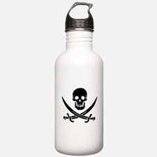 Jolly Roger Water Bottle