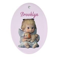 Brooklyn Ornament (Oval)