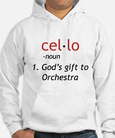 Cello Definition Jumper Hoody