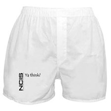 NCIS Ya Think? Boxer Shorts