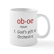 Oboe Definition Mug