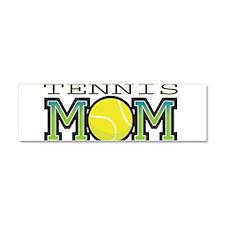 Tennis Mom Car Magnet 10 x 3