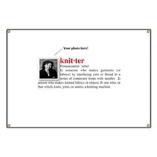 Definition of a Knitter Banner