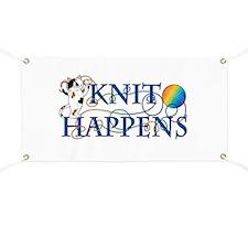 Knit Happens Banner