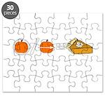 Easiest Thanksgiving Recipe Puzzle