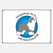 Sheepdogs Do It! Banner