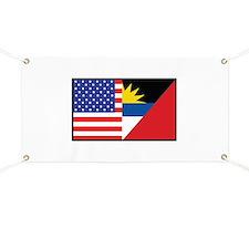USA/Antigua Barbuda Banner