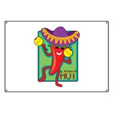 Mexican Chili Banner