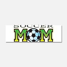 Soccer Mom Car Magnet 10 x 3