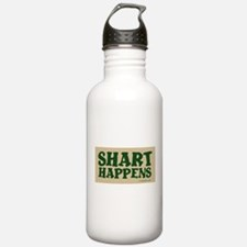 Shart Happens Water Bottle