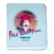 Face Your Fear baby blanket