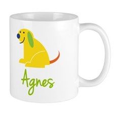 Agnes Loves Puppies Small Mugs