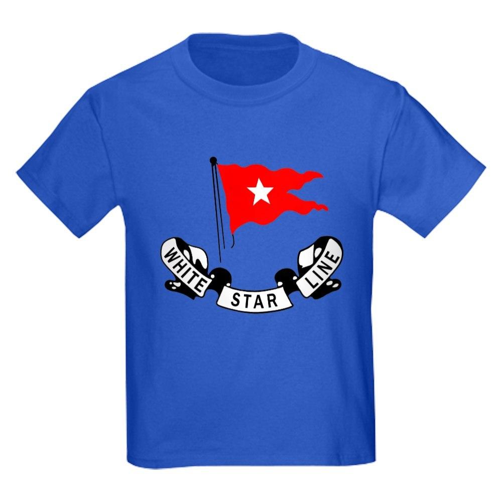 CafePress Titanic Kids Dark T-Shirt