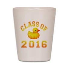 Class Of 2016 Duckie Shot Glass