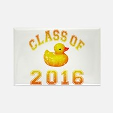 Class Of 2016 Duckie Rectangle Magnet