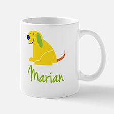 Marian Loves Puppies Small Mugs